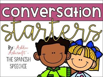 Conversation Starters - FREE