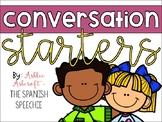 Conversation Starters - English Version