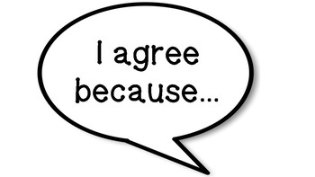 Student Discourse Conversation Starters