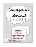 Conversation Starters: BUNDLE of 365+ cards