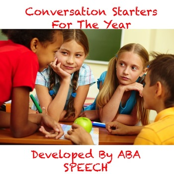 Conversation Starters For The Year