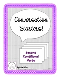 Conversation Starters: Second Conditionals