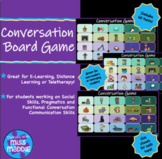Interactive Conversation Game - Social Skills - Pragmatics   Distance Learning