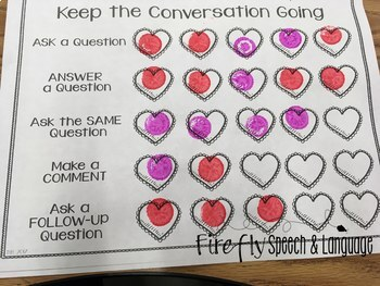 Conversation Tracker - All Year Long