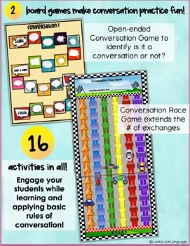 Conversation Skills and Social Skills: Conversation Rules