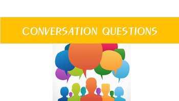 Conversation pre-intermediate/intermediate