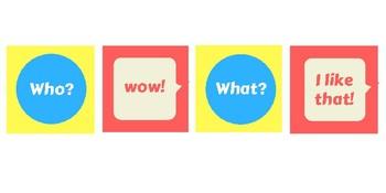 Conversation visual exchange