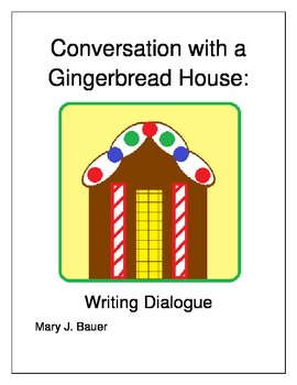 Conversation with a Gingerbread House