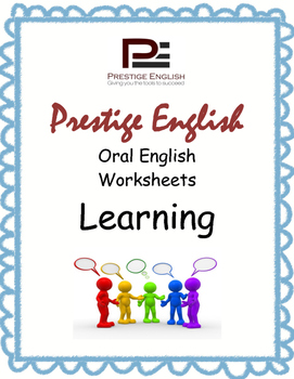 Oral / Speaking / Conversation English Worksheets - LEARNING