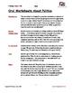 Oral / Speaking / Conversation English Worksheets - POLITICS