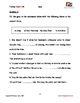 Oral / Speaking / Conversation English Worksheets - SOCIETY