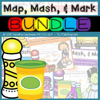 BUNDLE Map, Mash, & Mark: Conversational Exchange