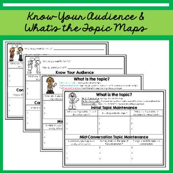 Spring Holidays Conversation Exchange: Map, Mash, & Mark