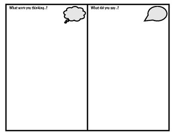 Conversational Skills Chart