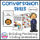 Conversation Skills:  Initiating, Maintaining and Ending C