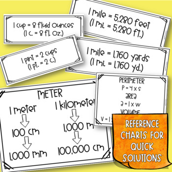 Conversion Reference Cards