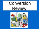Conversion Review Powerpoint 4.MD.1