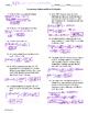 Conversions, Prefixes and Scientific Notation Practice