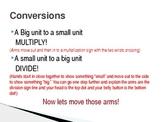 Conversions in Measurement