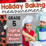 Convert Customary Units of Measurement Escape Room Grade 5 Skills