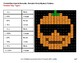 Convert Decimals to Percents - Color-By-Number PUMPKIN EMOJI Mystery Pictures