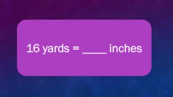 Convert Length Units Practice