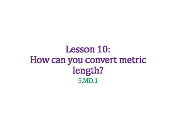 Convert Metric Length PowerPoint