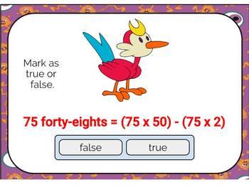 Convert Numerical Expressions into Unit Form Digital Boom Cards Eureka Math