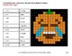 Convert Percents to Decimals - Color-By-Number PUMPKIN EMOJI Mystery Pictures
