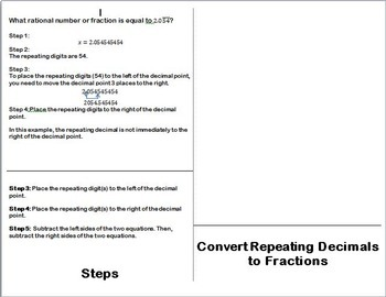 Decimals to Fractions Worksheets | Homeshealth.info