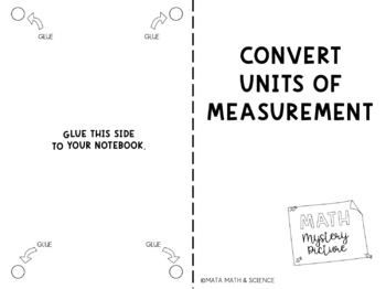 Convert Units of Measurement: Mystery Picture (Princess)