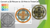 Convert a 2D Picture to 3D Print for Free
