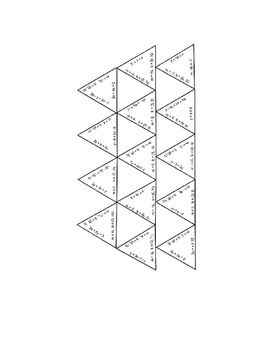 Convert to Slope-Intercept Form Jigsaw Puzzle