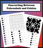 Converting Between Fahrenheit and Celsius