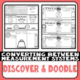 Converting Between Measurement Systems Using Ratio Reasoning Discover & Doodle