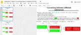 Converting Between Substances Using Mole Ratio Digital Interactive Notebook