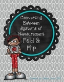 Converting Between Systems of Measurement Fold & Flip