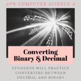 Converting Binary to Decimal & Decimal to Binary