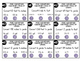 Converting Customary Units of Length POKE Cards COMMON CORE ALIGNED 5.MD.1