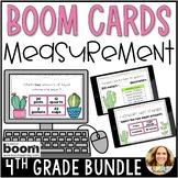 Converting Customary and Metric Units of Measure Digital Boom Card BUNDLE