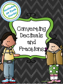 Converting Decimals and Fractions