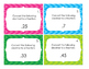 Converting Decimals to Fractions Task Cards