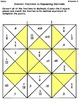 Converting Fractions to Decimal Grid Puzzles- 7.NS.2d
