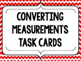Converting Length Measurement Task Cards