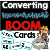 Distance Learning: Converting Measurement BOOM Cards