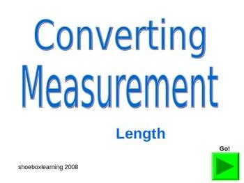 Converting Measurement Length
