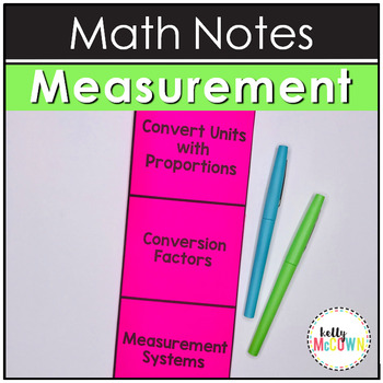 Converting Measurement Notes