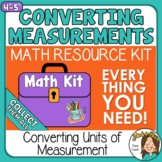 Converting Measurements Math Workshop plus Digital Options