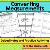 Converting Measurements Notes