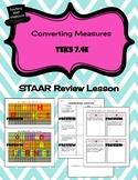 Converting Measurements - STAAR REVIEW LESSON - TEKS 7.4E